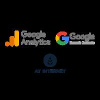 Google Analytics - Google Search Console - AT Internet
